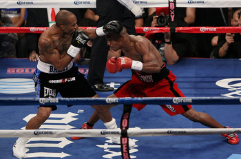 Devon Alexander and Randall Bailey opened the Showtime portion of the card with a stinker.