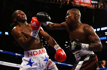 Peter Quillin captured his first title on Saturday, but it wasn't as easy as you'd think.