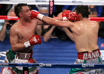 Paulie Malignaggi is a nice guy, but he absolutely lost this fight.