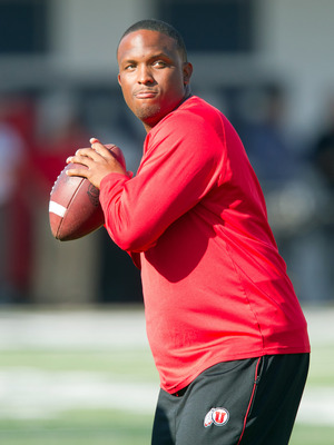 Offensive coordinator Brian Johnson is the youngest in CFB