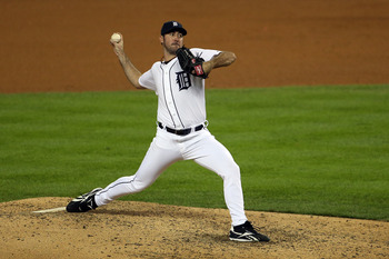 Verlander and the Tigers starters raised the level of their play in the final month.