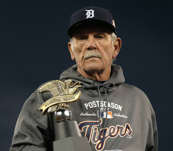 Led by manager Jim Leyland, the Tigers are rolling towards a World Championship