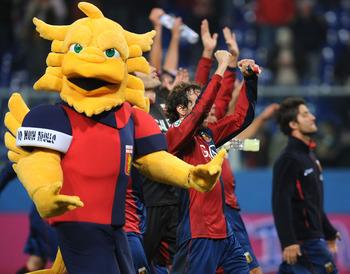 Mengenal 15 Maskot-Maskot Klub Sepak Bola | Kaskus - The Largest