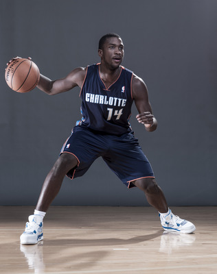 Michael Kidd-Gilchrist at the NBA Rookie Photoshoot