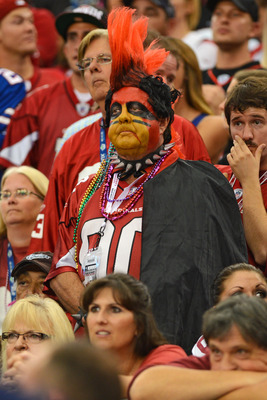 Cardinals fans are not smiling about this losing streak.