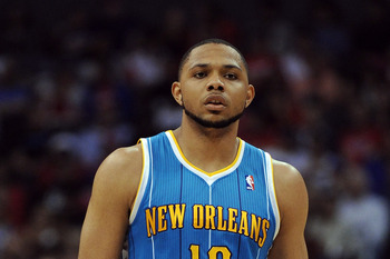 Eric Gordon and the other role-players for the Hornets will be pivotal in taking some attention off of Davis and Rivers