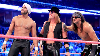 "The new ""3MB"" needs to show up Sunday and show the WWE Universe what they're all about. Photo Courtesy of WWE.com"