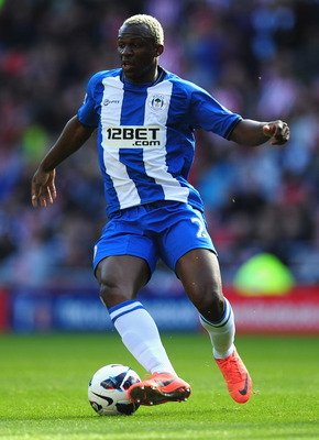 Arouna Kone has had an impact at Wigan