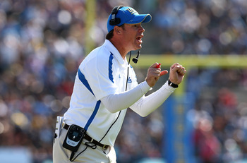 A win in Tempe would keep Jim Mora's team alive in the Pac-12 South race.