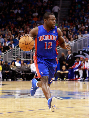 The Pistons' starters, and even reserves like Will Bynum, can go from zero to sixty in a hurry.