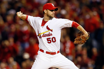 Wainwright could be what Lincecum was for the Giants out of the pen.