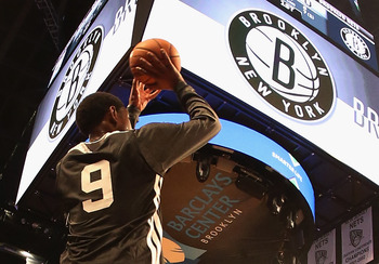 With this being the inaugural season for the Nets in Brookyln, they'll look to captivate New York's audience.