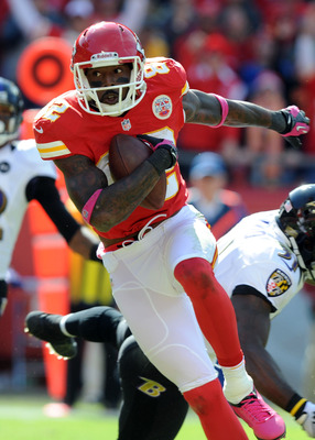 Dwayne Bowe's name is getting a lot of play in trade rumors.