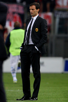 Allegri is coming under increasing pressure