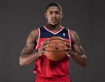 Expectations are high for Bradley Beal.