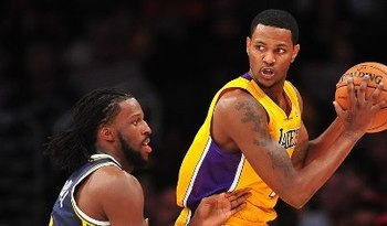 Devin Ebanks scored 20 points against the Kings in last Friday's loss.