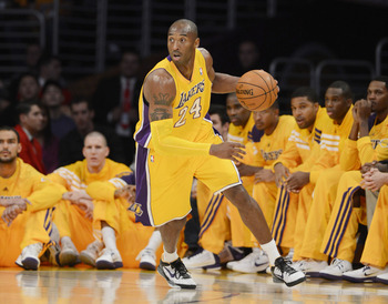 Kobe Bryant looked fantastic in Week 3. Having games of 31, 22 and 21 points.