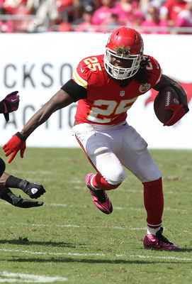 Jamaal Charles is in the running for CPOY.