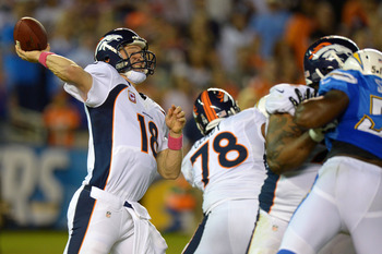 Peyton Manning is having another solid MVP-type season.