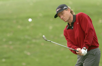Bernhard Langer has as good a short game as anyone.