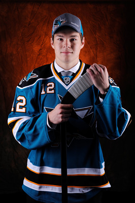 Sharks 2012 first-round draft pick Tomas Hertl.