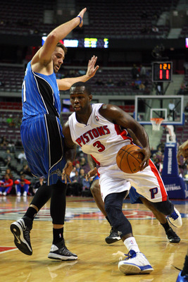 If Rodney Stuckey can put it all together for a full season, he'd be an All-Star.