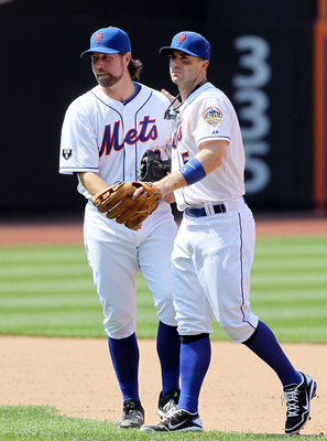 The Mets have one more season of options for All-Stars R.A. Dickey and David Wright.