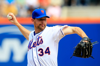 Before injuring his arm this season, Pelfrey had been an innings eater for the Mets. He will surely command attention on the free-agent market.