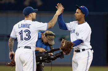 The Blue Jays need production from youngsters like Brett Lawrie and Anthony Gose.