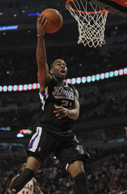 Marcus Thornton can score with the best of them, but his defense remains an issue.