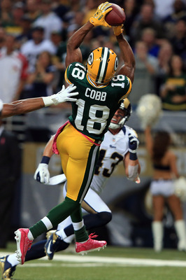 Cobb is emerging as an explosive player