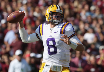 Zach Mettenberger has failed to deliver on his promise as a five-star recruit.