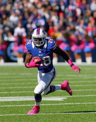 C.J. Spiller has had an outstanding season and is by far the most valuable member of the Buffalo Bills.