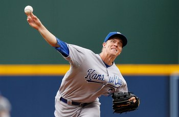 The pitching-starved Royals would love to have Greinke back in the grey and blue.
