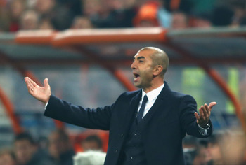 Roberto Di Matteo will still expect his team to qualify for the next round.