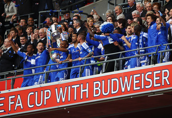 Chelsea will look to repeat as FA Cup champions