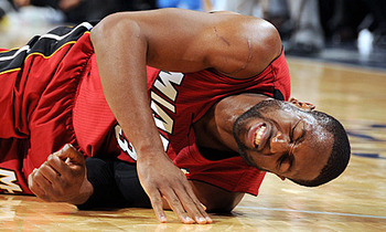 Wade missed 31 games due to injury in 2006-07, the first year of a three-year $43 million contract.