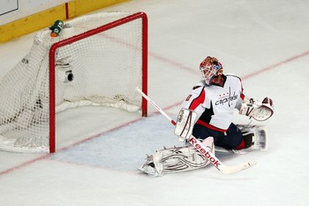 Will Braden Holtby's youth get the better of him this season?