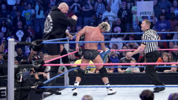 Ziggler fails to cash in. (Photo Credit: WWE.com)