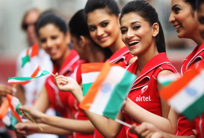 Гран-При Индии 2012, гонка