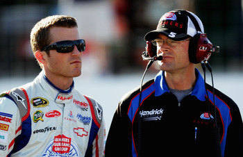 Loyalty is the key word to describe Kahne (left) and Francis.