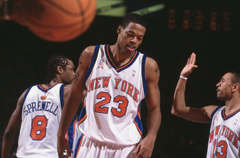 Marcus Camby is finally making his return to the Garden, a decade after they traded him to Denver.
