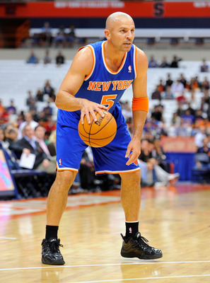 The Knicks' addition of Jason Kidd was among this offseason's most surprising moves.
