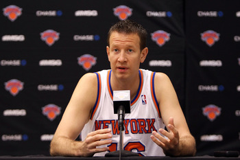Steve Novak kicked off his preseason the right way: by going 7-for-7 from three.