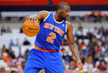 Ray Felton is happy to be back in New York. But is he the point guard Knicks fans want?