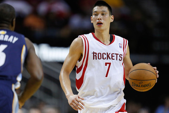 Jeremy Lin turned his 25 career starts into $25 million dollars this summer.