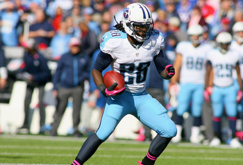 Given his early season struggles, would the Titans consider trading Chris Johnson?