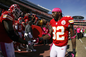 Dwayne Bowe reportedly wants out of Kansas City, but will the Chiefs let him go?