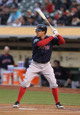 Scott Podsednik had a solid year at the plate but the Red Sox need to get younger.