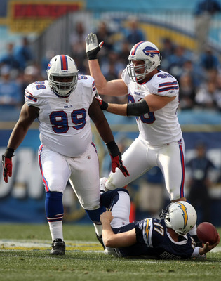 Marcell Dareus hasn't become a difference-maker yet.